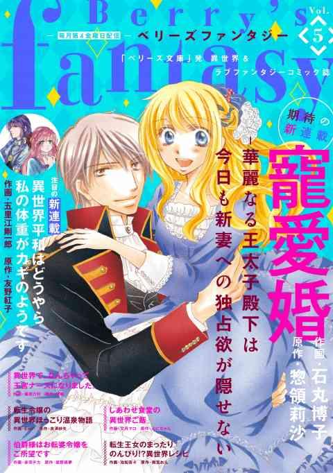 Berry's Fantasy vol.01 5巻