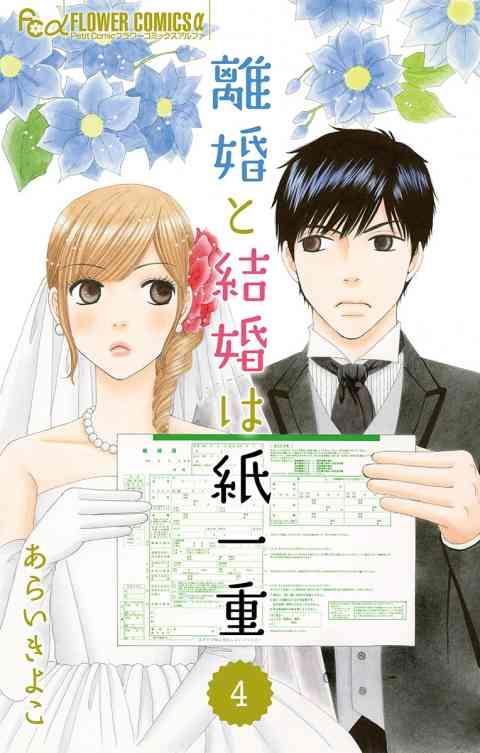離婚と結婚は紙一重【マイクロ】 4巻